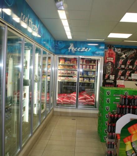 Freezer – Coolroom – Supermarket